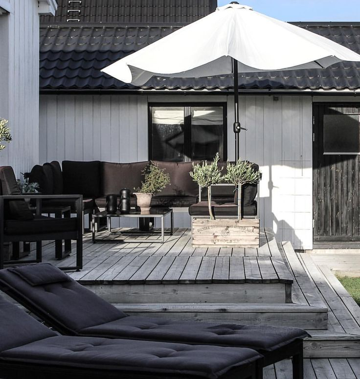 "Karin Boo Wiklander på Instagram: ""Härlig kväll! #våraltan #interior #patio #myhome #outdoorliving #summer #scandinavianhome #onlyinterior #interiørmagasinet #interior_may"""