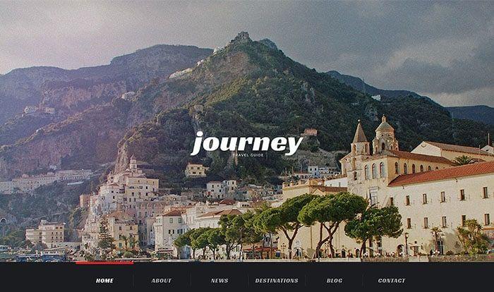 30 Best Premium Travel WordPress Themes with a Sense of Adventure