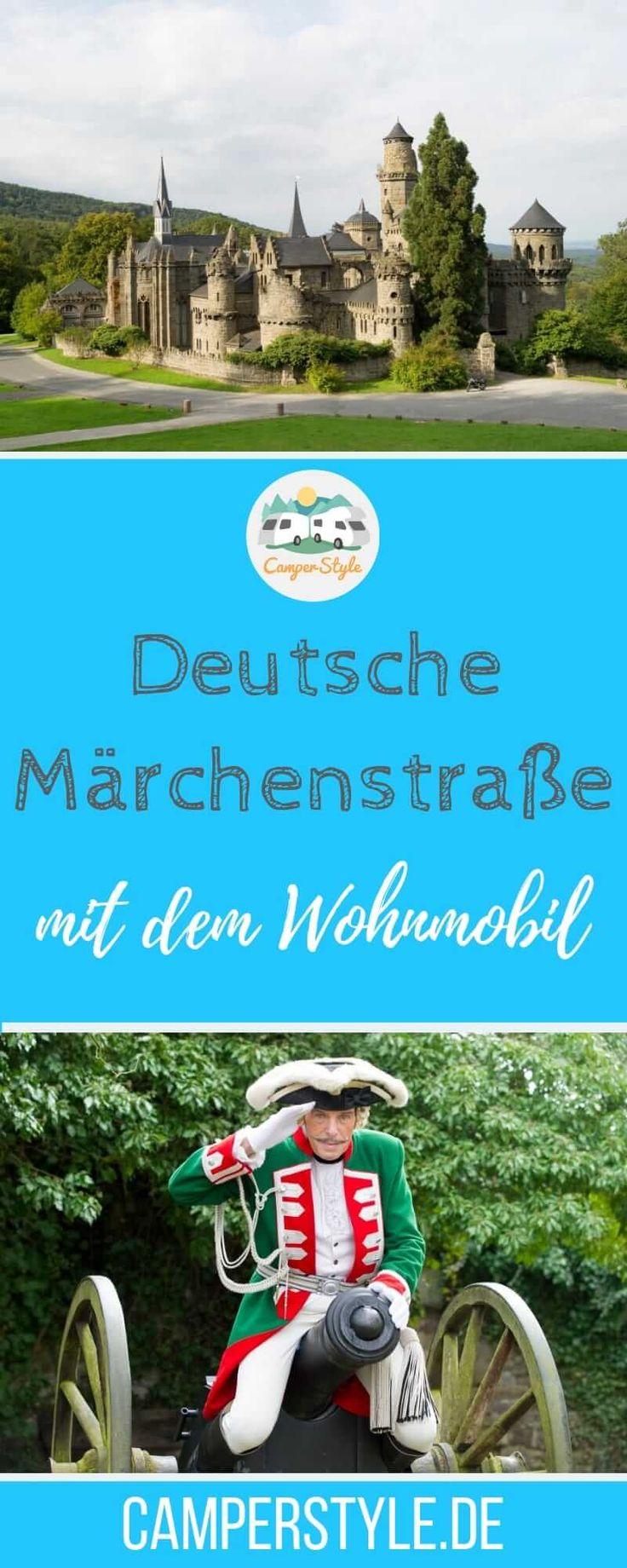 Die Deutsche Märchenstraße: Mit Wohnmobil auf den Spuren der Gebrüder Grimm