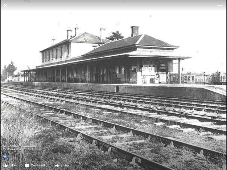Mittagong Railway Station