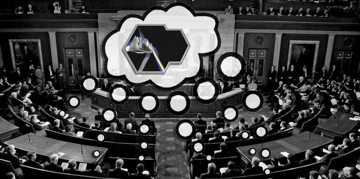 Who voted for fisa, the bull that made prism possible? gov't surveilance