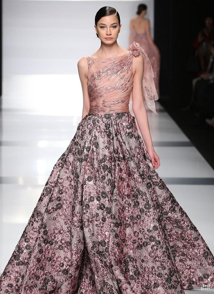 87 best Tony Ward images on Pinterest | Haute couture dresses ...