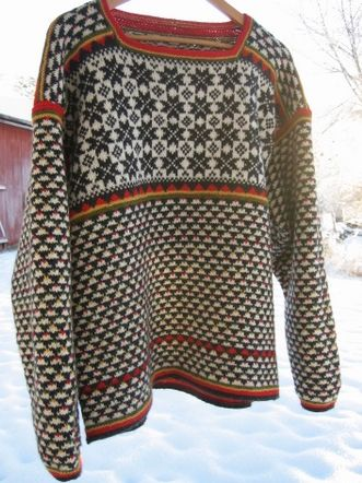 39 best images about Norwegian Knitting Patterns on ...