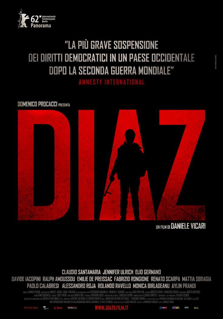 TOP 20 - Daniele Vicari, Diaz - Don't clean up this blood (2012)