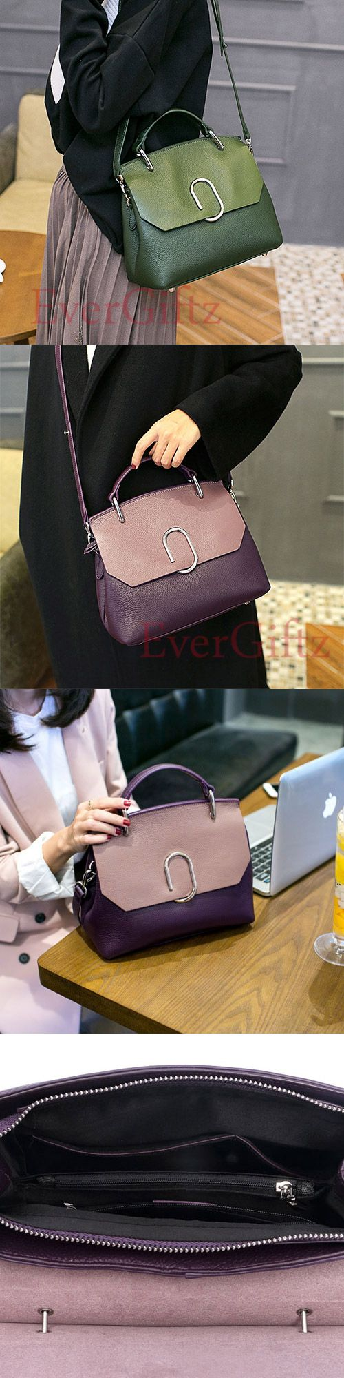 384 Best Carteras Images On Pinterest Wallets Backpacks And Vicria Tas Branded Wanita High Quality Elegant Korean Bag Style Pink Genuine Leather Vintage Women Handbag Shoulder Crossbody