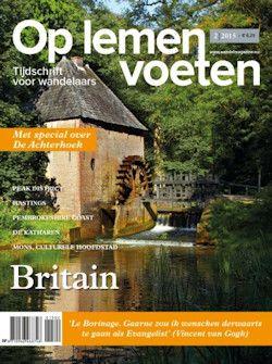 4x Op Lemen Voeten € 17,50: Op lemen voeten is al meer dan 20 jaar hét wandeltijdschrift.