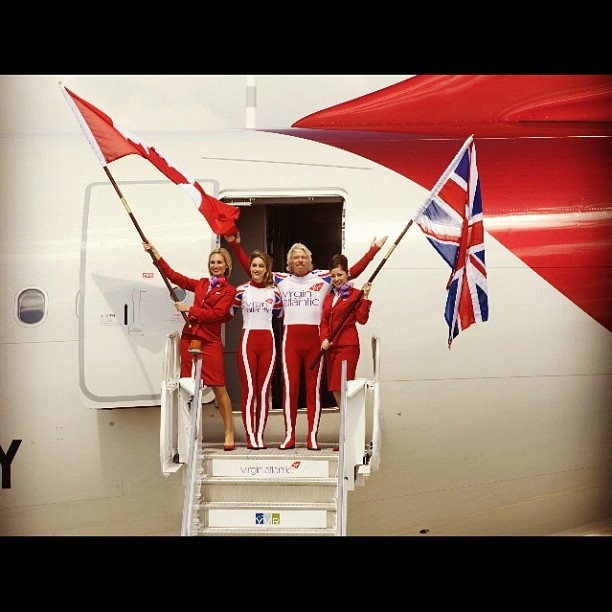 16 Best Virgin Atlantic Party People Images On Pinterest