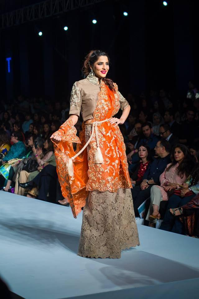Sanam Chaudhri Summer Luxury Pret Dress 2015 http://clothingpk.blogspot.com/2015/04/sanam-chaudhri-luxury-pret-dress-collection-2015-tfpw.html
