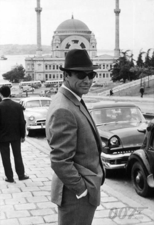 1963 James Bond @istanbul loves Athens loves Athens loves Athens loves Athens loves Athens