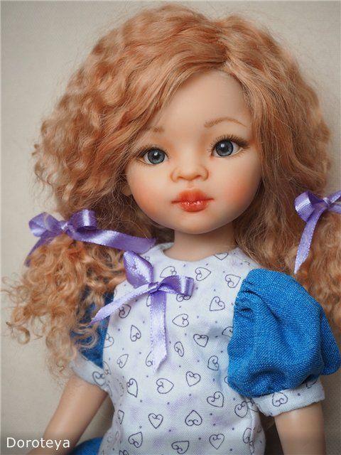 ООАК куклы Поала Рейна, Paola Reina. Тепло в одном дыхании-малышка Софи! / Paola Reina, Antonio Juan и другие испанские куклы / Бэйбики. Куклы фото. Одежда для кукол