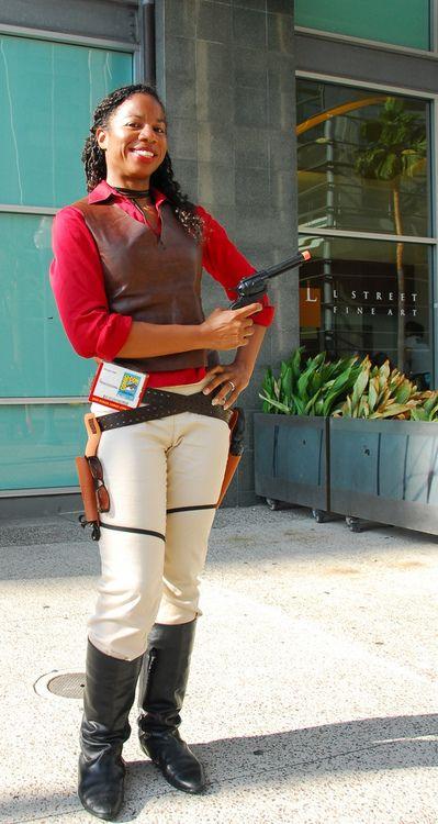 zoe washburne from firefly cosplay...oh my gosh, YES!