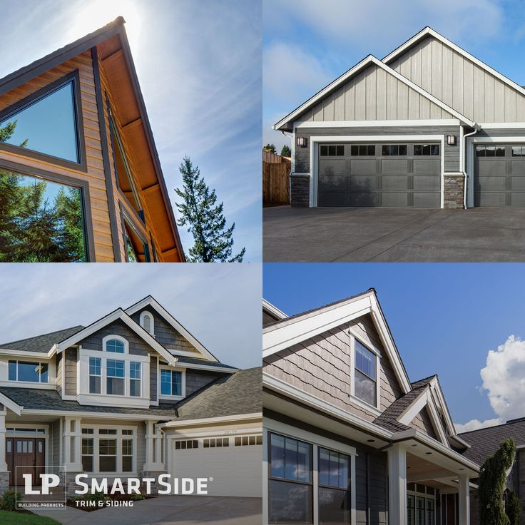 Browse Through Siding Design Ideas For LP SmartSide Engineered Wood In Our Idea Gallery And Be Inspired To Create With Beautiful Durable