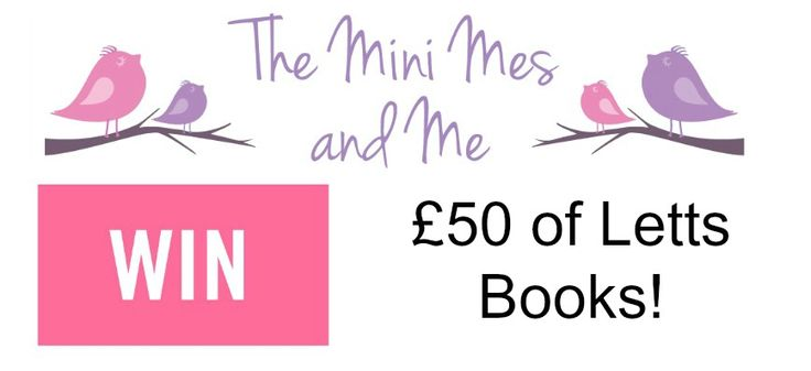 Head over to The Mini Mes and Me blog for some great giveaways!