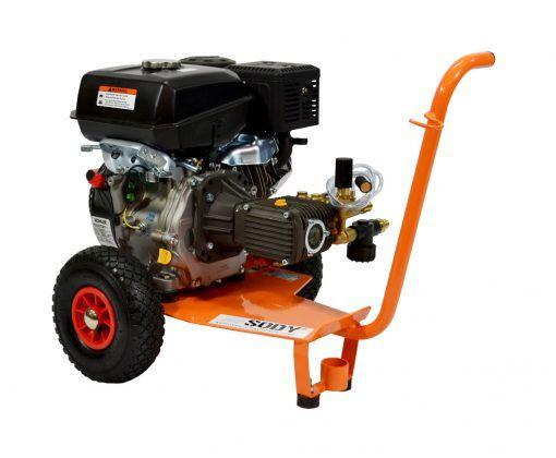 Nettoyeur haute pression 2101650 | 200 bar – 780 L/h – Déstockage