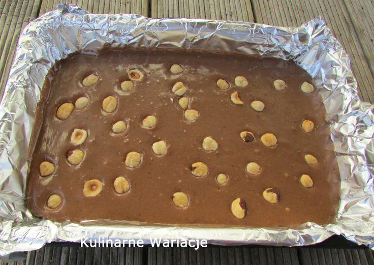 Kulinarne Wariacje: Domowa czekolada z orzechami