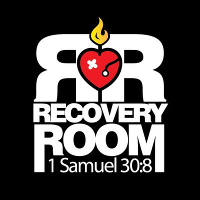Recovery Room Black Background -- For OTR Ministries