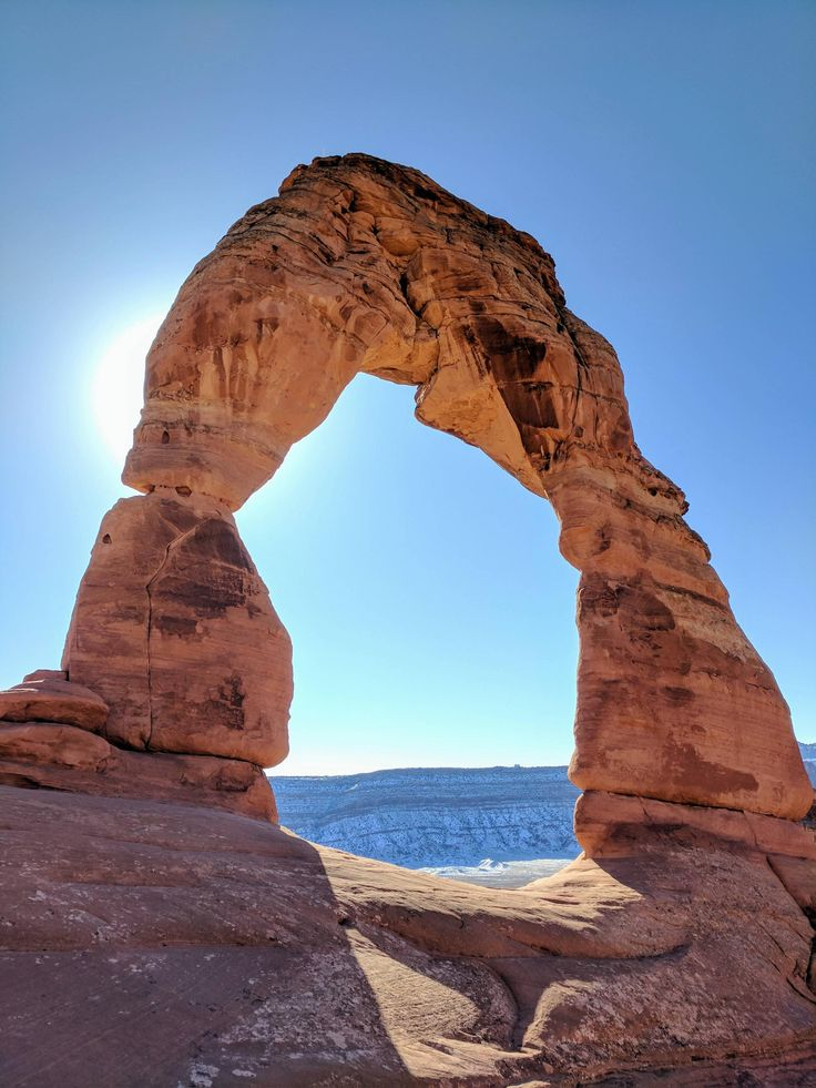 Did a solo road trip through Utah and stopped by Arches National Park -  - 3036x4048 - #funny #lol #viralvids #funnypics #EarthPorn more at: http://www.smellifish.com