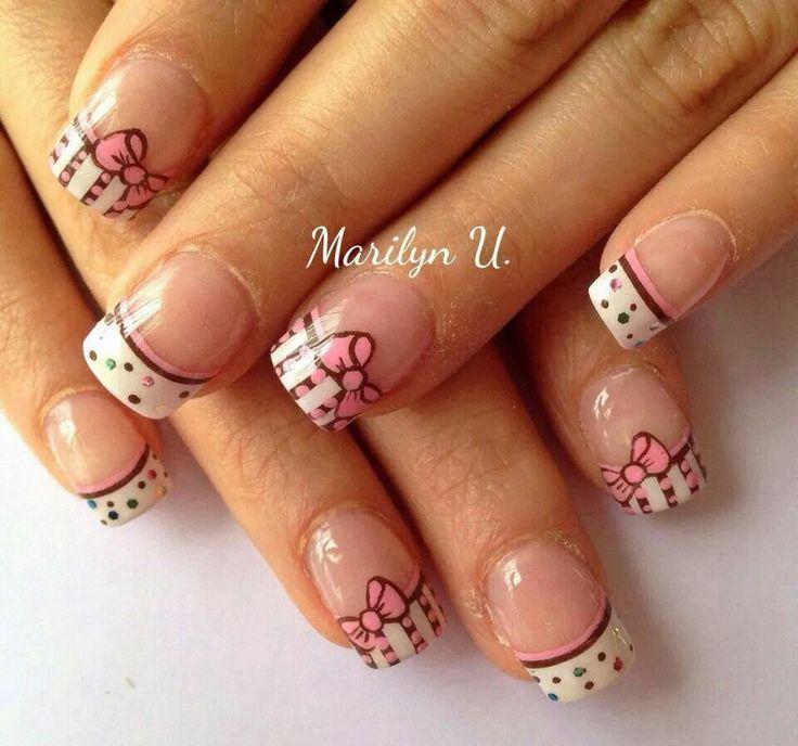 lindas uñas