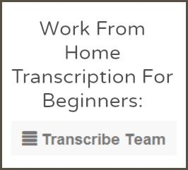 how to become an online transcriptionist