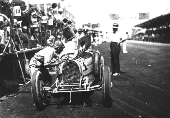 Bugatti 4 August 1928 - V Acerbo Cup