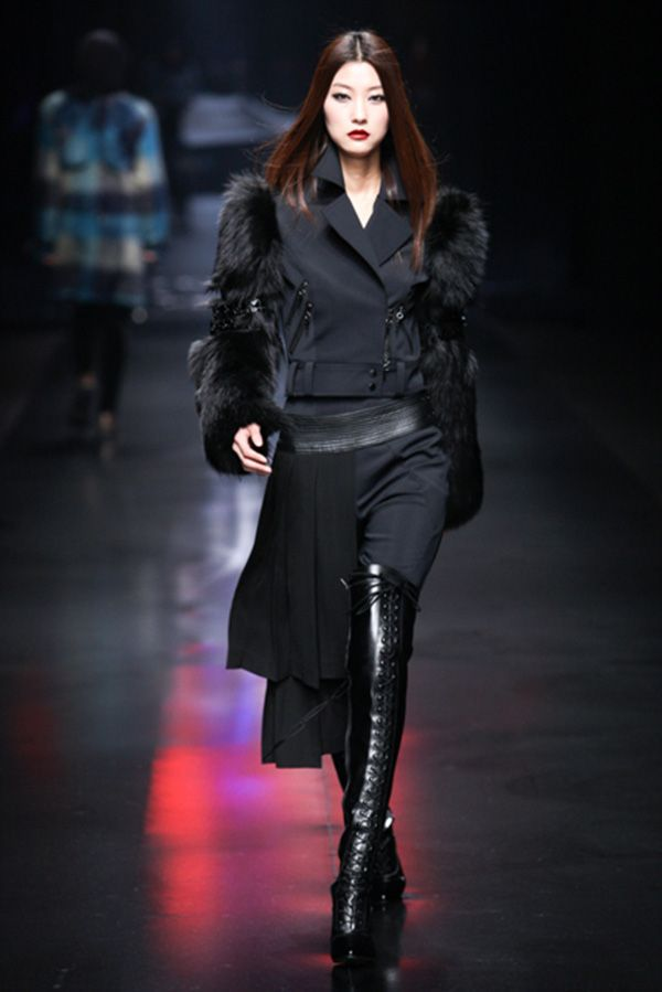 Resurrection by Juyoung FW 2011