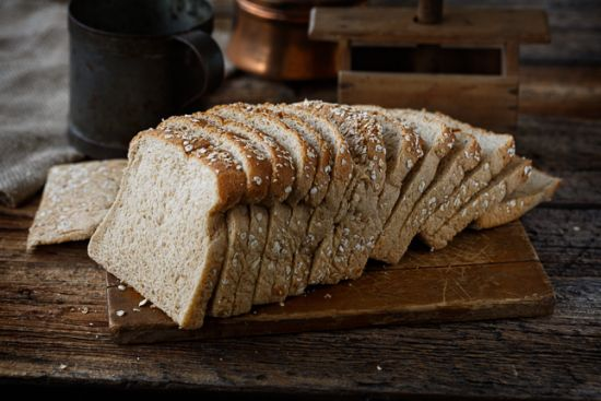 Old fashioned grandmother bread #stmethode @lufafarms