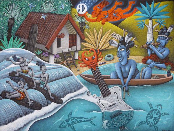 Fishing - Fraser Williamson