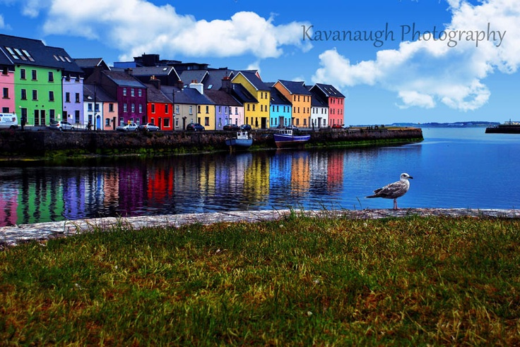 """Irelandscape - All Pictures of Ireland....""""Galway Bay"""""""
