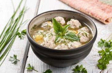 Суп с фрикадельками - пошаговые рецепты с фото. Как приготовить вкусный суп с фрикадельками