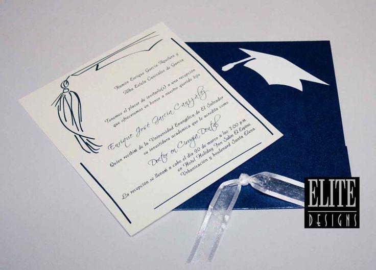 1000  images about invitaciones para graduaci u00f3n on pinterest
