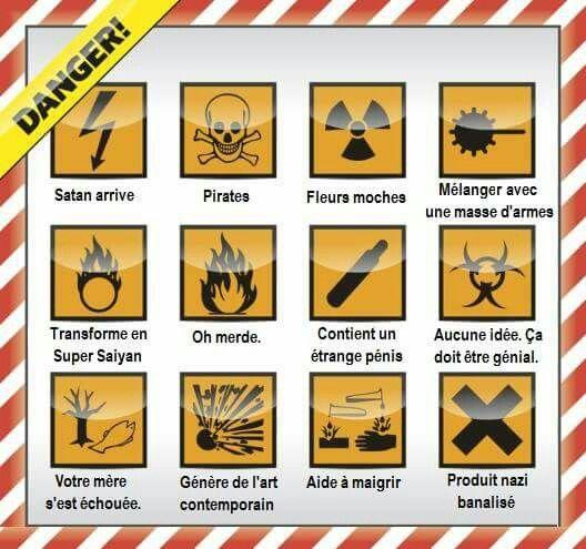 Symboles de laboratoire par Artillerie Lourde