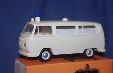 Vw t 2 BUS AMBULANCE (vw publicitaire modèle de 1967!) curseur 1:40 OVP!!!