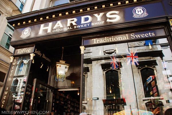 Hardys Original Sweet Shop