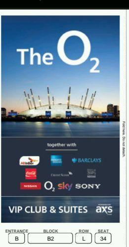 Haye Day - David Haye v Arnold Gjergjaj - The O2 Arena London On ebay