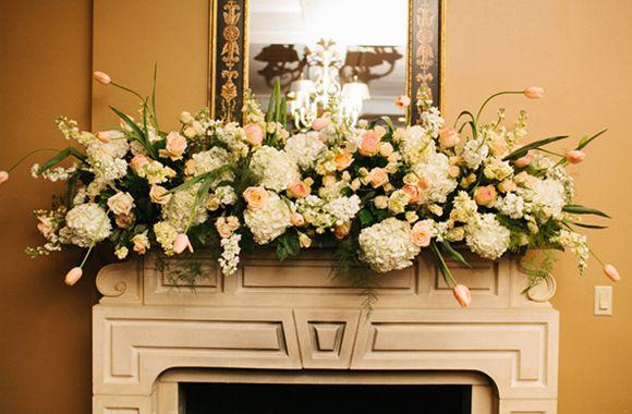 Images about mantle floral arrangements on pinterest