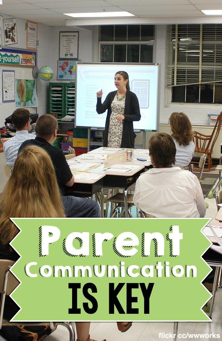 Classroom procedures classroom organization classroom management - Parent Communication Is Key Classroom Proceduresclassroom Organizationclassroom Managementclassroom