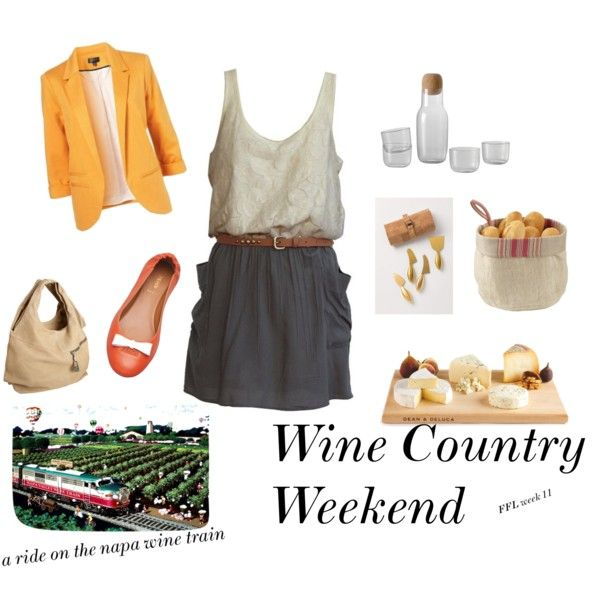 Summer Wine Country Casual #fashion #travel #NapaValleyHoliday