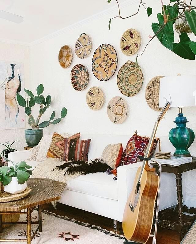 25 best ideas about ethnic home decor on pinterest - Boho chic living room decorating ideas ...