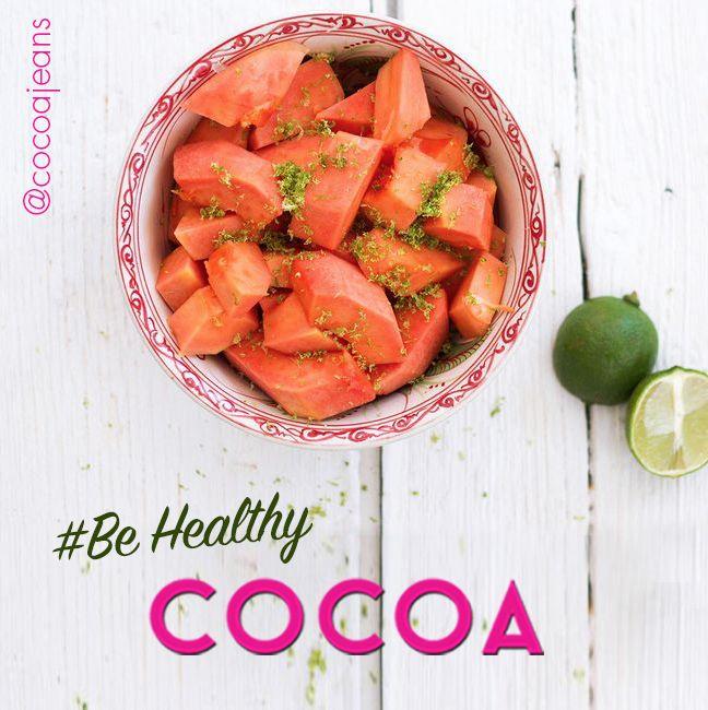 Alimentate bien y mejora tu calidad de vida!!! #behealthy #beauty #woman #trendy #girly #welovecocoa #tagsforlikes #followme #cutie #cocoa