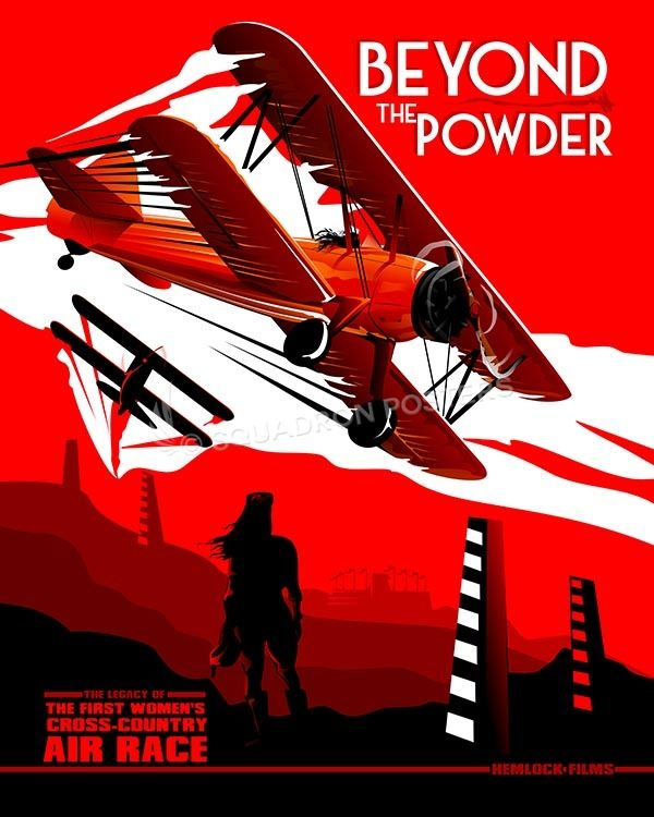 Share Squadron Posters for a 10% off coupon! Beyond the Powder – Documentary Film poster art #http://www.pinterest.com/squadronposters/