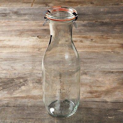 Weck Juice Jars, Set of 3 #WilliamsSonoma