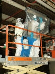 The necessity of an asbestos survey