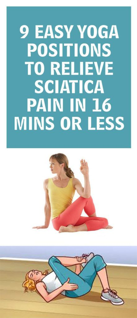 9 Yoga Poses To Get Relief From Sciatica Pain Within 16 Minutes – Medi Idea