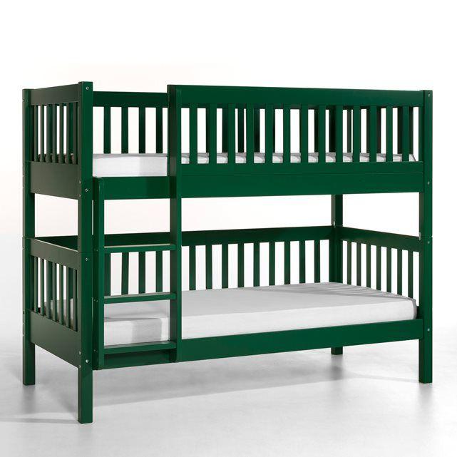 17 meilleures id es propos de lits jumeaux sur pinterest chambre jumelle - Lit superpose redoute ...
