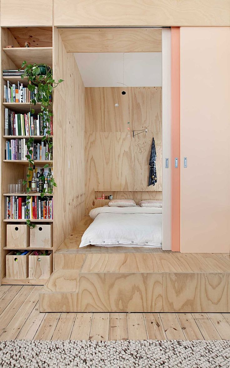 multiplex slaapkamer