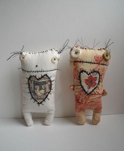 monsters Anita Cools-Peijen@Francien de Klerk Deze is voor jou!