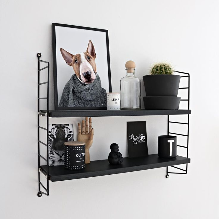 How cute is he?🐶  .  «Bill The Bull Terrier» 21x30 | Poster by www.peopleoftomorrow.no | Picture from our Instagram: @peopleoftomorrow_  _  #shelfie #poster #postersonline #wallart #wallartdecor #interiordetails #interiorforinspo #nordicinterior #nordichome #scandinavianinterior #whiteinterior #shelfiedecor #stringpocketshelf #bullterrier