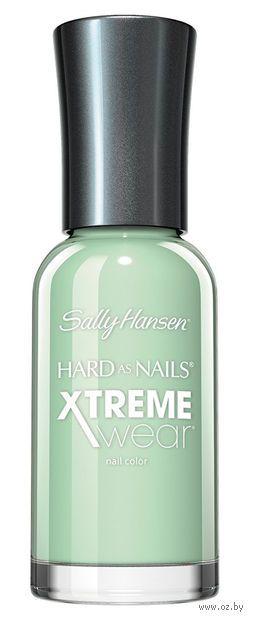 """Лак для ногтей """"Hard as nails xtreme wear"""" (тон: 340, мятный сорбет)"""