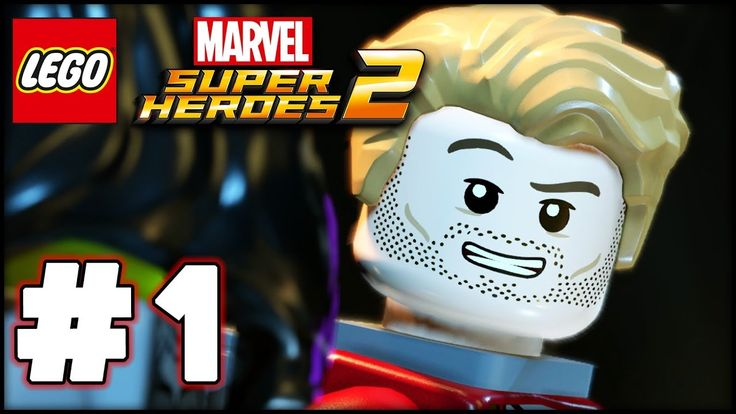LEGO Marvel Superheroes 2 - Half 1 - Kang Assaults! (HD Gameplay Walkthrough)