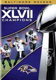 NFL: Super Bowl Xlvii Champions - Baltimore Ravens [DVD] [English] [2013], 1323543